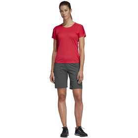 adidas TERREX TrailX Shorts Damen legend ivy